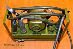 Radiostanice zaměřovač ČSLA OK1PM Zelená vlna
