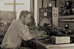 goniometrická stanice Holešov 1959