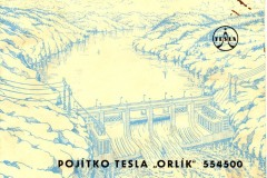 Orlík RF11 Radiostanice ČSLA OK1PM Zelená vlna vojenská
