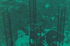 Radiostanice RFT SEG20 Zelená vlna SNB ČSLA funkgerät