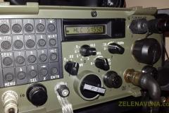 Radiostanice AČR TRC 9500 OK1PM Zelená vlna rozprostřené spektrum